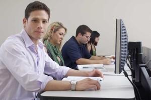 HTML Student at CPCC