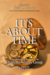 It's About Time Giveaway - Charlotte Writers Group anthology It's About Time