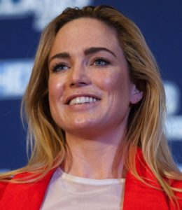 Caity Lotz - Boycotting Berlanti opinion by Paul K. Metheney