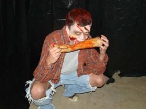 Zombie Contingency Plan: Don't Get Eaten!