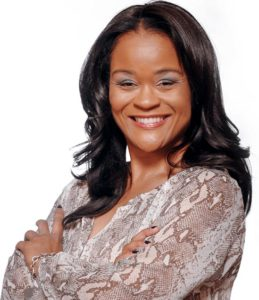 McKensie Stewart, an author, educator, and entrepreneur living in Charlotte, NC