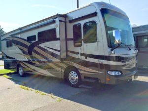 RV, recreational vehicle, motorhome, review