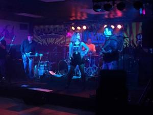 Tantrum rocks Stooges in Charlotte