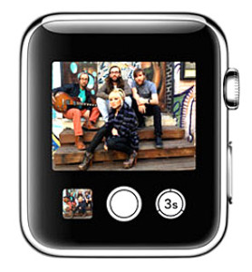 iPhone Camera Remote viewer and control