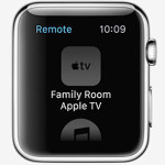Remote Control your Apple TV from your Apple Watch